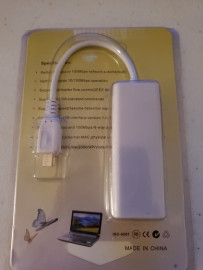 OTG Ethernet Adapter